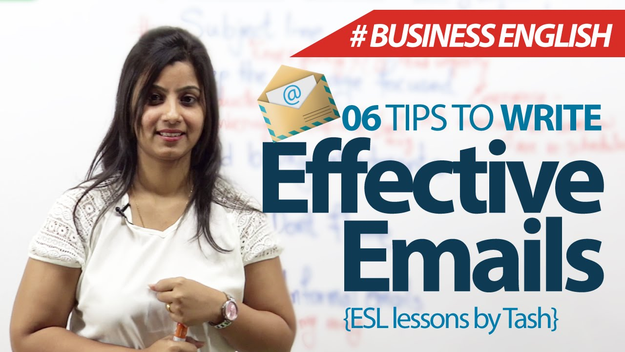 Tips To Write Effective Emails Free Business English amp Spoken Maxresdefault Watch?vvhMt KYSlDA