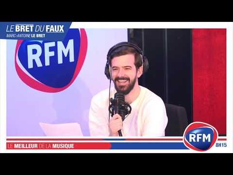 Le Bret Du Faux sur RFM  MERCREDI 26 FEVRIER
