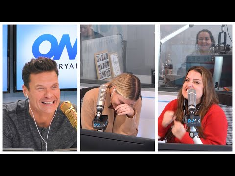 Ryan Seacrest - How Do Parents Manage Schedules? Sisanie Is Terrified What's to Come: Watch
