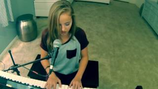 Don't Let Me Down (Chainsmokers) Cover - Evie Clair