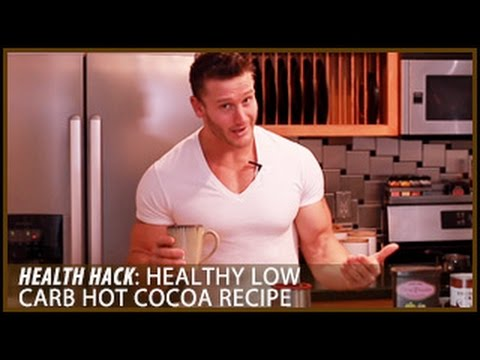 Quick and Healthy Low Carb Hot Cocoa Recipe: Health Hacks- Thomas DeLauer
