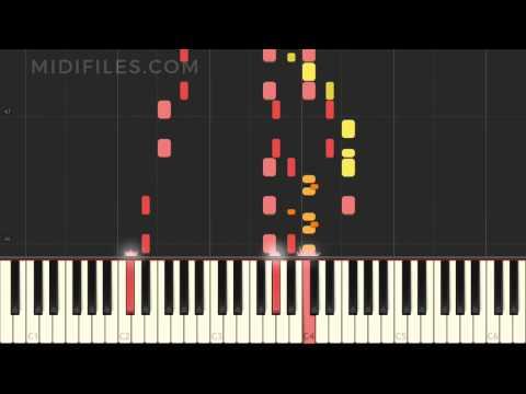 The Cure / Lady GaGa (MIDI Karaoke instrumental version tutorial)