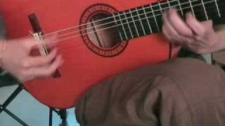 Easy Flamenco Guitar - Paella