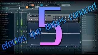 Скачать FL Studio 5 Efectos Que Debes Conocer