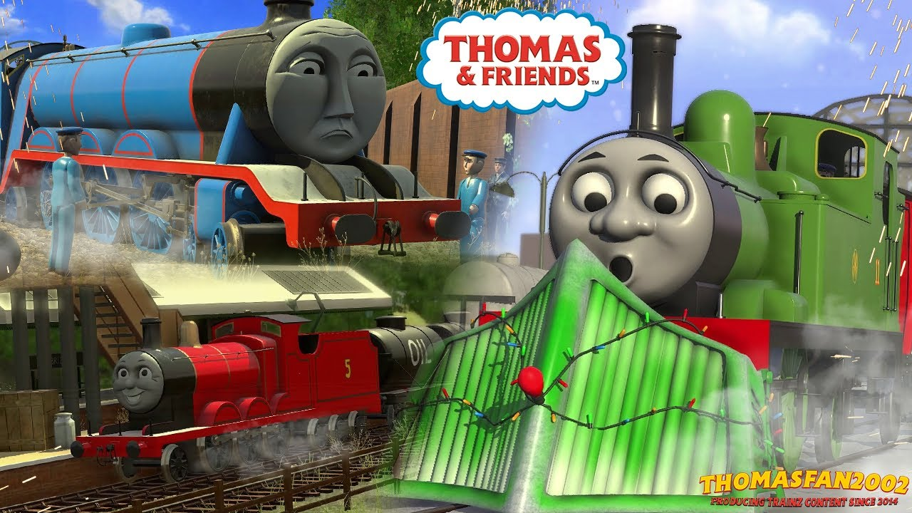 Download Accidents, Escapades & Adventures   Episode Compilation   Thomas and Friends   Accidents Will Happen