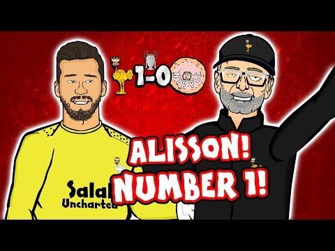 🧤ALISSON - NUMBER 1!🧤 Liverpool Vs Napoli 1-0 (Champions League Goal Highlights Amazing Save)