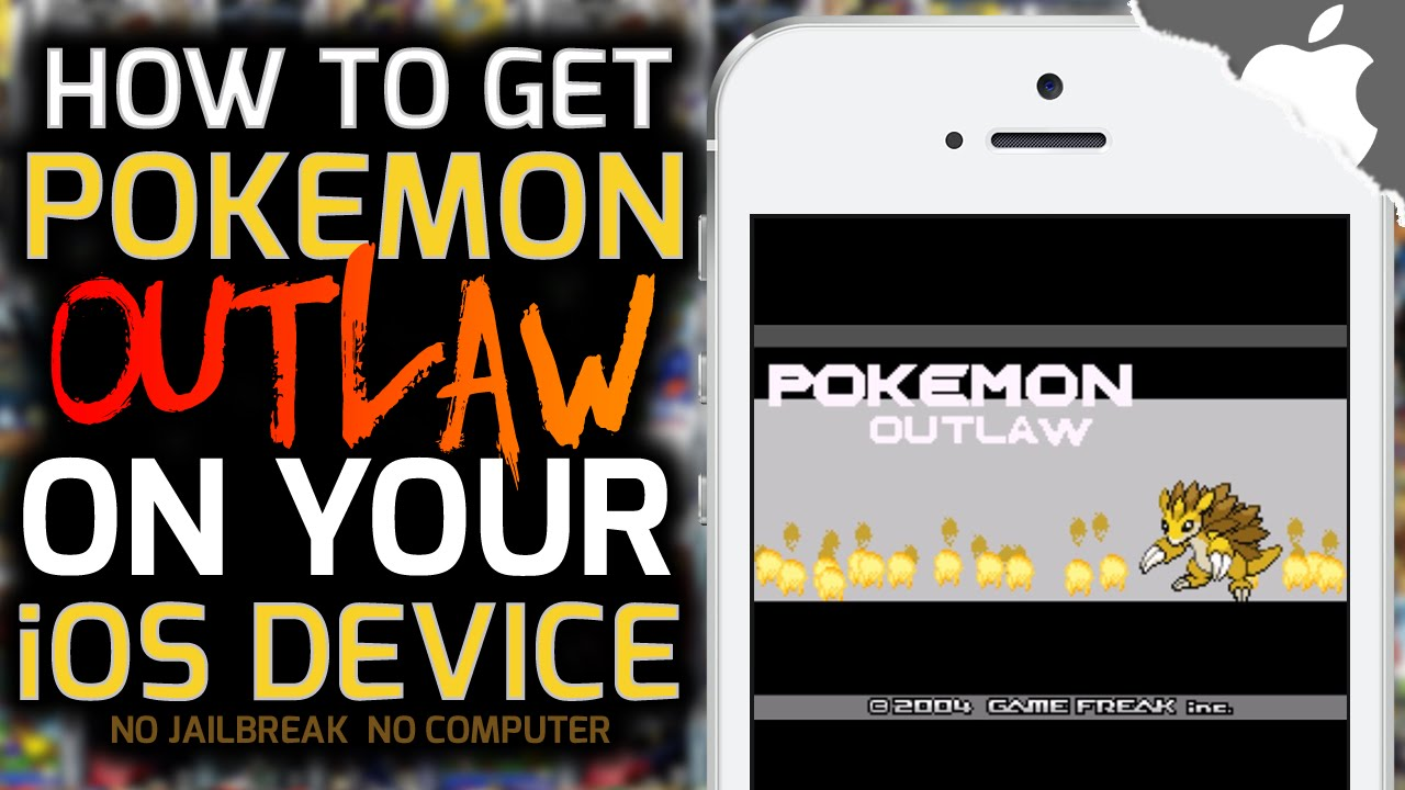 how to play pokemon on ipod touch