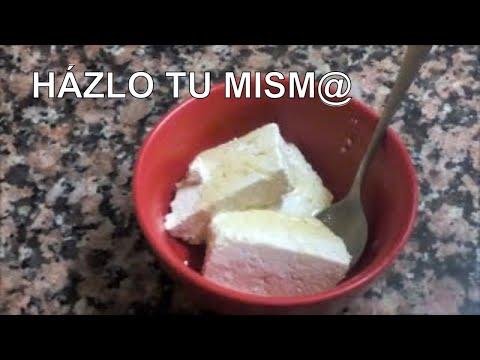Cómo hacer queso de soja o tofu