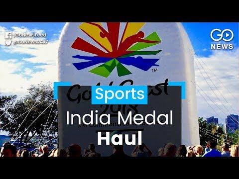 CWG 2018: Medal Haul