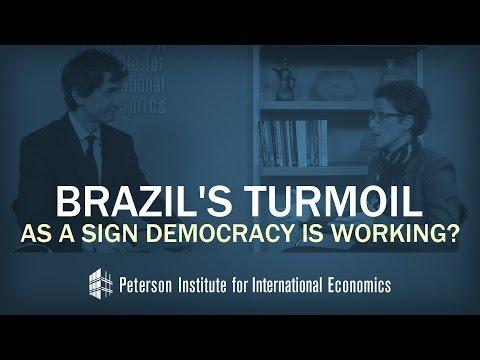 Brazil's Turmoil as a Sign Democracy Is Working?