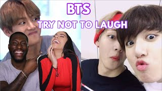BTS Funny Moments 2020 Try Not To Laugh Challenge