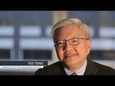 The Leading Hotels of the World: Elite Traveler Meets Ted Teng, President and CEO