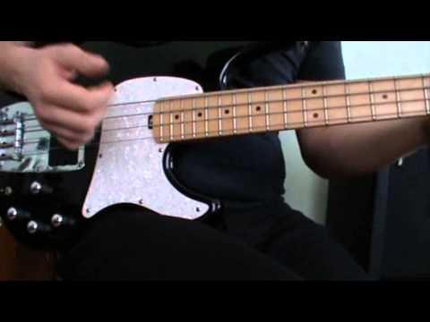 Umut Yenilmez Bas gitar dersi 11 - Slap Tekniği 1