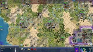 Civilization IV: Beyond the Sword - Endgame Nuking Spree