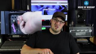 How to set the gain/level of a power amp or powered speaker - Church Tech Tip Tuesday'