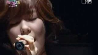 Tiffany (SNSD) Special Stage - Love Will Show You Everything