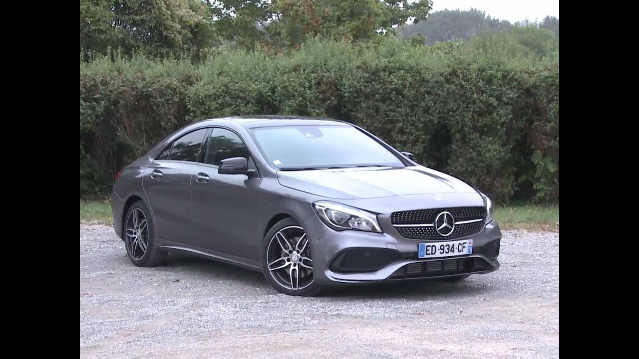 essai mercedes cla 250 4matic fascination 2016 youtube. Black Bedroom Furniture Sets. Home Design Ideas