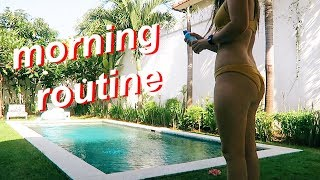 Gambar cover MORNING ROUTINE | Bali Edition 👙🌴☀️