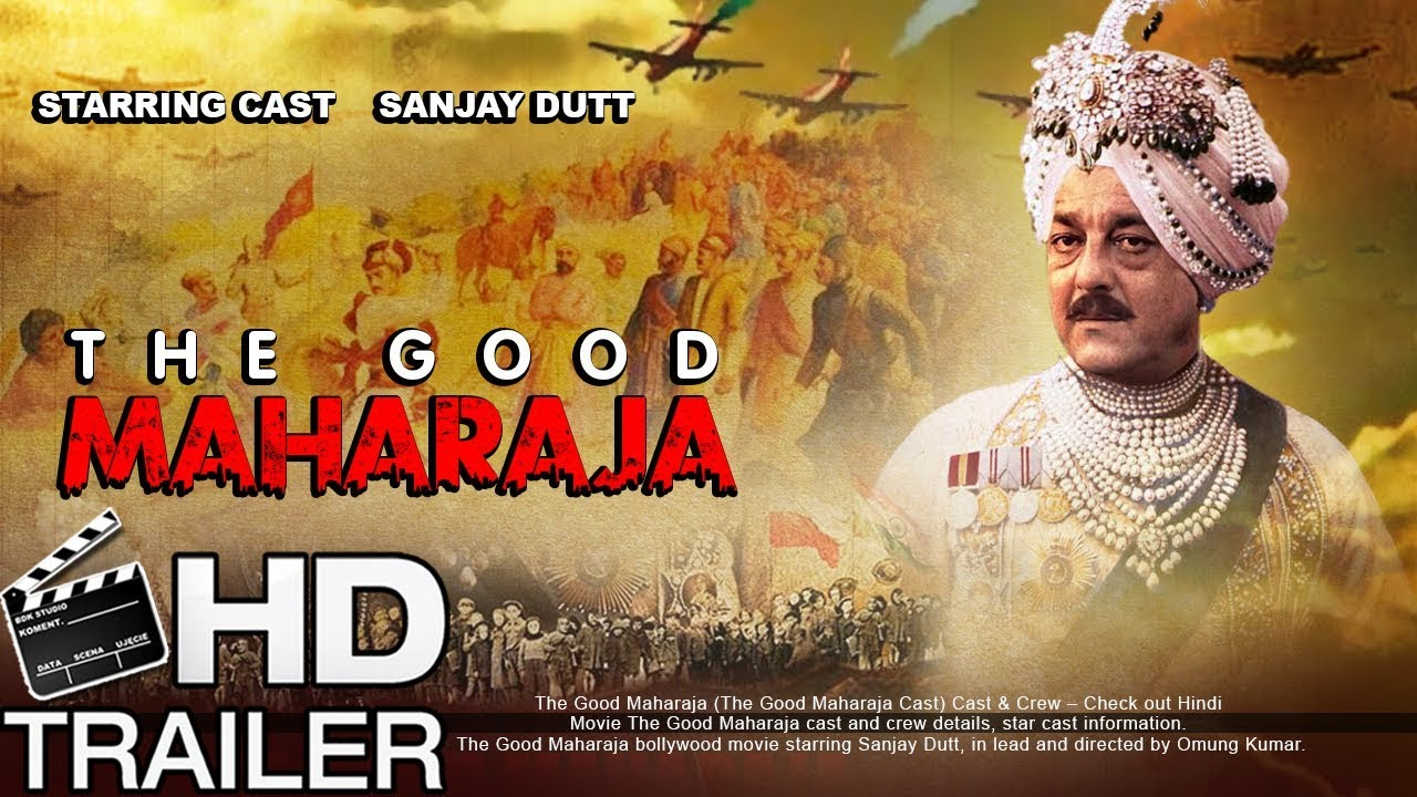 The Good Maharaja Official Trailer | Sanjay Dutt Upcoming ...