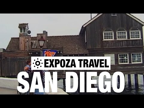San Diego (California) Vacation Travel Video Guide
