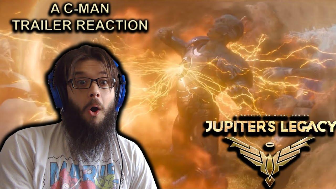Download Jupiter's Legacy (Netflix) - Official Trailer Reaction
