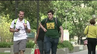Report calls Michigan universities 'dropout factories'