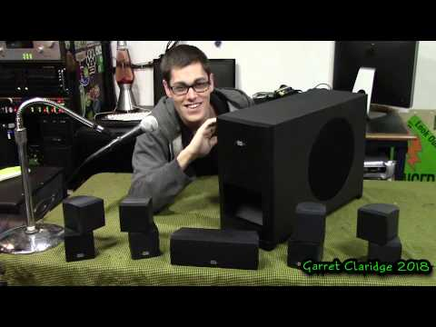 DRESDEN Speaker SCAM - Unboxing and Audio Test