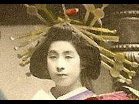 【貴重写真】花魁が前帯なのにはそんな理由が?!遊女 (花魁)の知られざる10の雑学!!