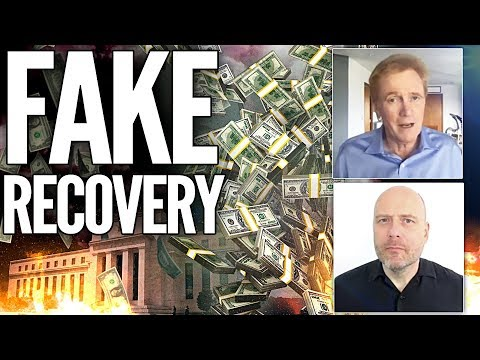 The Greatest Manipulation In History Is This Fake Recovery - Stefan Molyneux & Mike Maloney