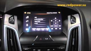 Штатное головное устройство Ford Focus 3  Redpower 12150(, 2014-01-11T12:53:15.000Z)