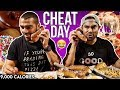 Cheat Day With Nathan Figueroa   Wicked Cheat Day #24   (9,000 Calories)