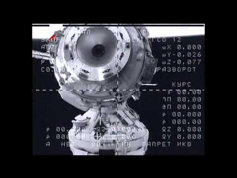 Soyuz Crew Lands in Kazakhstan