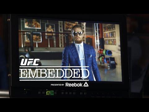 UFC 189 Embedded: Vlog Series - Episode 2