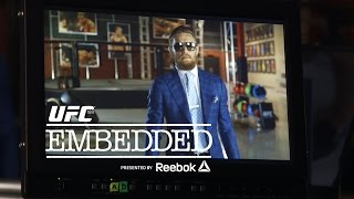 UFC 189 Embedded: Vlog Series - Episode 2