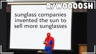 r/woooosh | Sunglasses Companies INVENTED The Sun