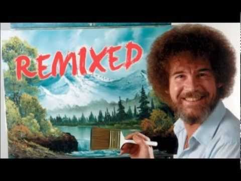 Bob Ross Remixed - Happy Little Clouds - Complete Song