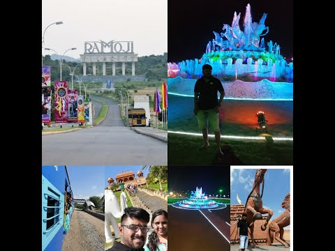RAMOJI FILM CITY-HYDERABAD