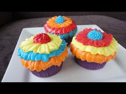Cinco De Mayo Cupcakes Youtube