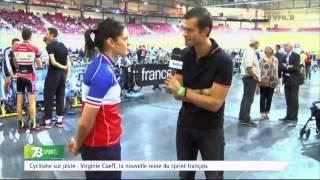 """Le 7/8 Sports – Edition spéciale """"Championnats de France de cyclisme sur piste"""""""