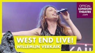 West End LIVE 2017: Willemijn Verkaik