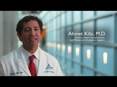 The Latest in Left Ventricular Assist Devices | FAQ with Dr. Ahmet Kilic