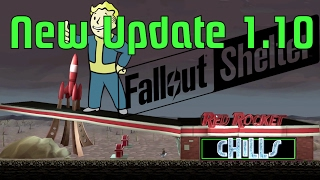 Fallout Shelter NEW UPDATE 1.10