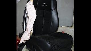 Как проверить не срабатывали ли подушки безопасности на автомобиле