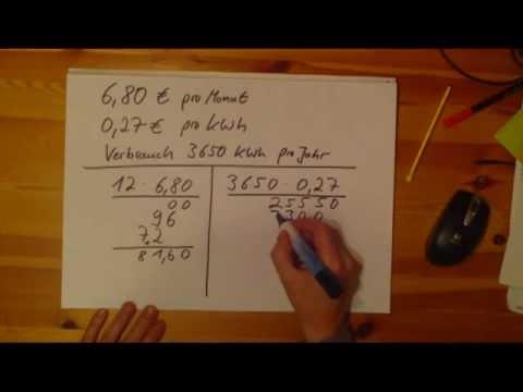 schriftliche multiplikation von dezimalbr chen mit ganzen zahlen youtube. Black Bedroom Furniture Sets. Home Design Ideas