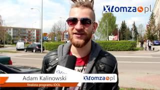 Adam Kalinowski - WYWIAD. Idol 2017