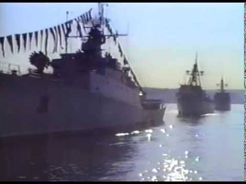Illarionov59: 1995  День флота  Репортаж Ларисы Кужановой