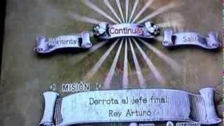 SONIC Y EL CABALLERO NEGRO- PARTE 7 (VENCIENDO AL REY ARTURO)