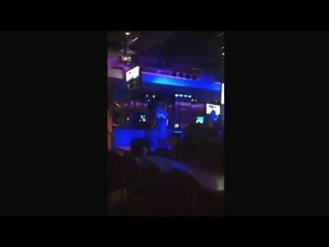 Dan Debrukyere Karaoke 2013 Jonathon's Lounge in Windham NH