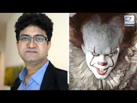 Prasoon Joshi ACTS Like Pahlaj Nihalani By Asking Cuts In Hollywood Movie IT | LehrenTV
