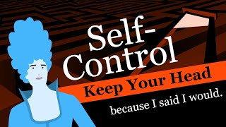 Control Your Destiny with 4 Types of Self Control